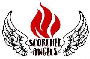 Scorched Angels by Anna Brennan @ studio 620