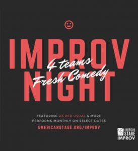 American Stage Improv Night @ Pinellas Ale Works