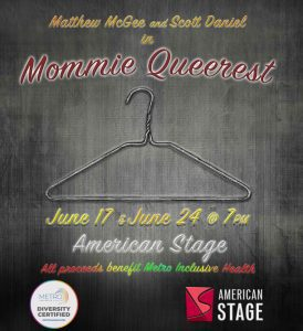 Suncoast Aids Theatre Project Presents: Mommie Queerest @ American Stage