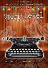Spirit Level (Matinee) @ Early Bird Dinner Theater
