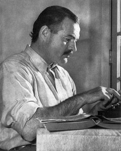 Literary Roast of Ernest Hemingway at the Studio@620