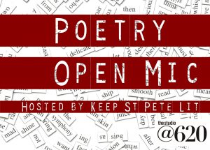 Poetry Open Mic at the Studio@620 @ Studio @620