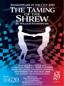 Shakespeare in the City: The Taming of the Shrew